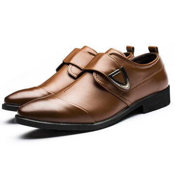 Big Size Casual Business Oxfords