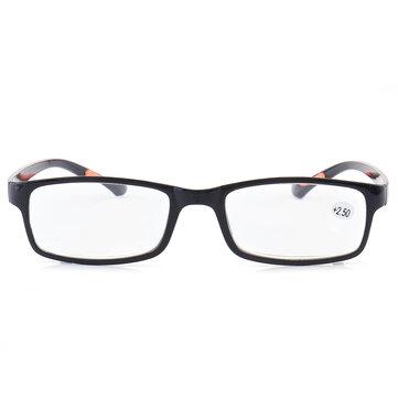 Minleaf TR90 Resin light Weight Black Reading Glasses