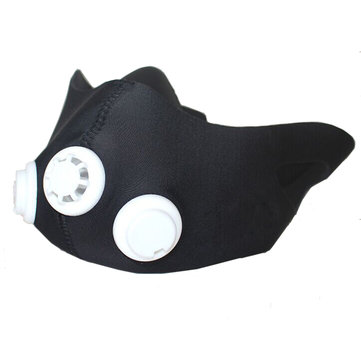 Training Mask High Altitude Simulation Mask Exercise Resistance Low Oxygen Free Mask Sport Mask
