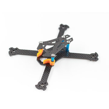 A-Max Shadow Frog 138mm Stretch X FPV Racing Frame Kit For RC Drone Supports RunCam Micro Swift