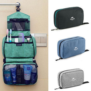 Naturehike Outdoor Travel Cosmetic Bag Men Bags Women Make Up Pouch Swimming Wash Bag