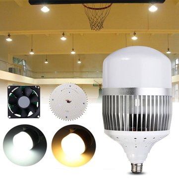 E27 200W 100LM/W SMD3030 Warm White Pure White LED Light Bulb for Factory Industry AC85-265V