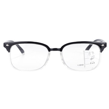 Progressive Multifocal Presbyopia Intelligent Reading Glasses Resin Lens