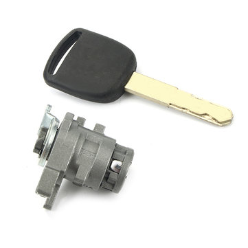 DANIU Auto Door Lock Cylinder for Honda Locksmith Practice Supplies Set Lock Picks Tools