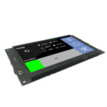 MKS-TFT70 Full Color Touch Screen for 3D Printer Support 7 Languages & Wifi Connection/Marlin Firmware