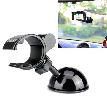 ORICO CBA S4 Suction Cup Car VehiclE-mounted Mobile Phones Holder Support Wind Shield for 3.5 to 6.3