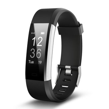 ID115 PLUS Heart Rate Monitor Bluetooth Smart Bracelet For iphone X 8/8Plus Samsung S8 Xiaomi mi6