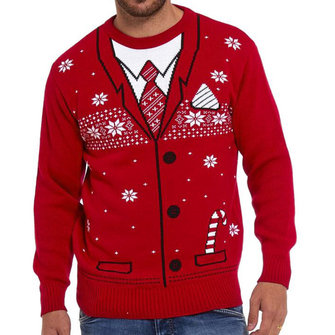 Men's Ugly Christmas Cotton Long Sleeve O Neck Sweaters