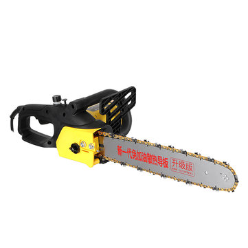 220V 2200W Powerful Multifunctional Electric Chainsaw For Wood Working Chain Saw Cutting Power Tools