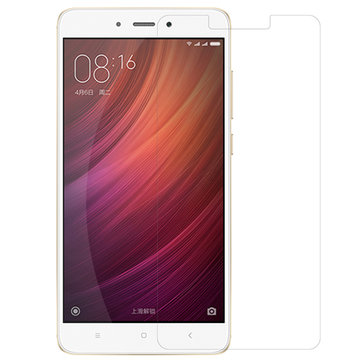 Nillkin Clear Anti-fingerprint HD Screen Protector for Xiaomi Redmi Note 4