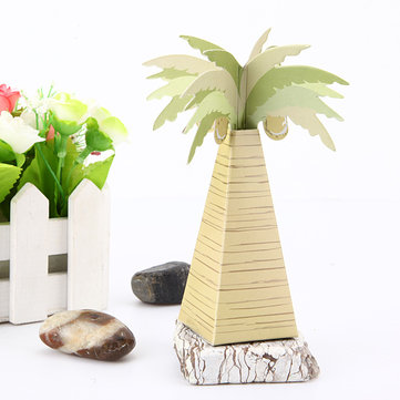 Artificial Coconut Tree Paper Candy Box Wedding Party Favor Candy boxes Gift Accessories