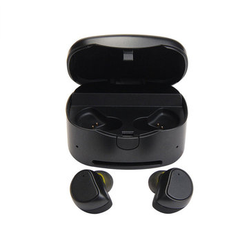 [Truly Wireless] Mini Bluetooth Earphone TWS Stereo Bass Headset Handsfree With Charging Case