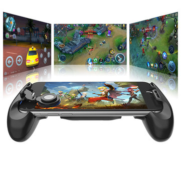 Gamesir F1 Gamepad Supporto per telefono cellulare per iPhone X 8 / 8Plus Samsung S8 Xiaomi mi5 mi6