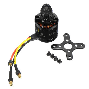 Racerstar 2216 2000KV 2-4S Brushless Motor For Eachine Fury Wing 1030mm FPV Racer