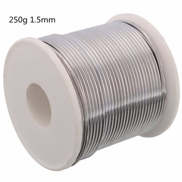 250g 1.5mm Tin Lead Rosin Core Flux 2.0% Welding Iron Reel Tie Pen Thread Solder Wire