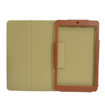PU Leather Folding Stand Case Cover for Teclast X80HD/X80Plus/X80Pro Tablet