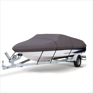 V-Hull Fish - Ski Trailerable Boat Cover 500X290cm