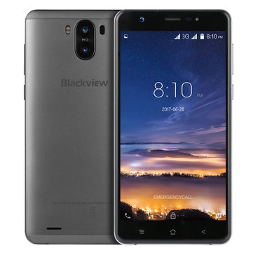 BlackviewR6Lite5,5-дюймовыйQHDAndroid 7,0 1GB RAM 16GB ПЗУ MT6580Quad-Core1.3GHz 3G Смартфон
