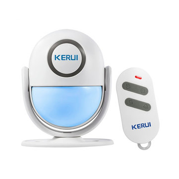 KERUI WiFi PIR Door Window Sensor Burglar Alarm IOS/Android APP 120dB Home Security Alarm System