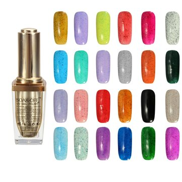 15ML Sugar LED Soak Off UV Gel Nail Art Polish