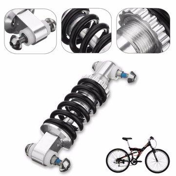 B95 Black Metal 450LBS/in Rear Suspension Shock Damper Cycling Bicycle Bike Parts