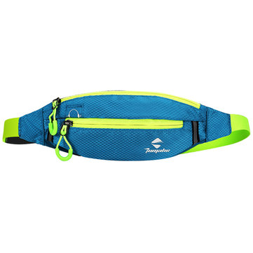 Outdooors Sports Waist Bags Travel Hiking Running Waterproof Headphones Buckle Crossbody Bags