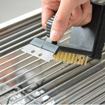 Image result for grill cleaning