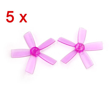 5 Pairs Eachine Lizard95 FPV Racer Spare Part 2035 2x3.5x5 50.8mm 5 Blade Propeller for RC Drone