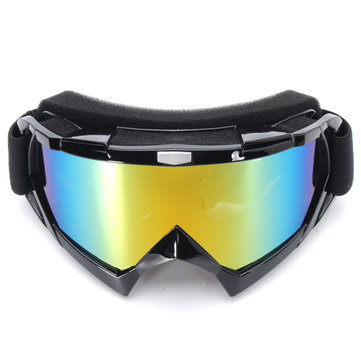 Motocross Helmet Goggles Skiing Skateboard Climbing Cycling Glasses UV Protection