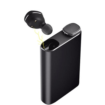 [Truly Wireless] Bakeey D05 Bluetooth Earphone Headphone With 2100mAh Charger Power Bank