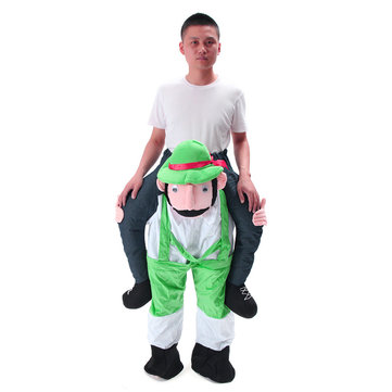 Fancy Pant Funny Cosplay Costume Dress Up Party Novelty Toy Fantasia For Adult Children