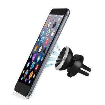 Original Baseus 360 Degree Rotation Magnetic Attraction Car Air Vent Mount Holder for iPhone Xiaomi Samsung