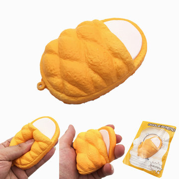 GiggleBread Squishy Slipper Shoes 10.5cm Slow Rising With Packaging Collection Gift Decor Toy