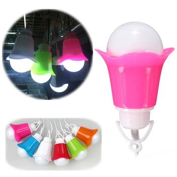 Portable Energy Saving USB Power Reading Light Lamp LED Bulb