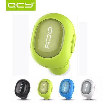 QCY Q26 Mini Waterproof Ipx2 Earphone Sport Driving Wireless Stereo Earbud Bluetooth 4.1 Headset