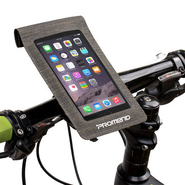 PROMEND SGB-14W59 6 inch Waterproof Touch Screen Bicycle Phone Bag Case For iPhone X iPhone 7/ Plus Samsung Galaxy S7 HTC Huawei