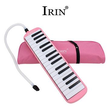 IRIN 32 Keys Electronic Melodica Harmonica Keyboard Mouth Organ With Handbag