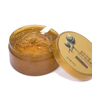 Aloe Vera Snail Gel Facial Cream Repair Acne Treatment Blackhead Remove Acne Scar Moisturizing Cream