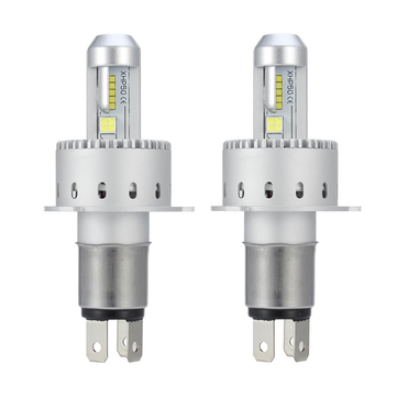 Pair Autoleader 7S 40W 8000LM Car LED Headlights Bulbs H1 H3 H4 H7 H11 9005 9006 6500K White
