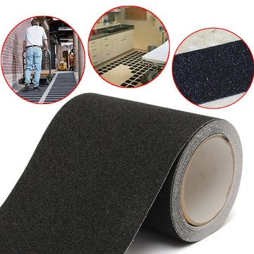 5000×150mm PVC Anti Slip Tape Non Slip Stickers Adhesive Backed