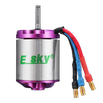 ESKY 3025 Brushless Motor 1500KV For RC Airplane RC Boat