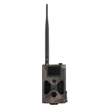 HC-330LTE Waterproof 4G 16MP 1080P SMTP SMS Infrared Wildlife Trail Track Hunting Camera Night Version