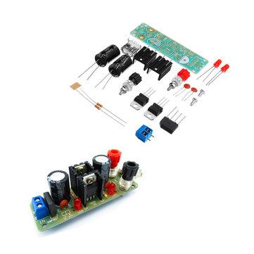 3pcs DIY Double LM7805 Diffuser Regulator Module Kit 5V 3A Solar Energy Regulator Generator Module
