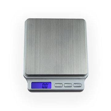 Portable Mini Electronic Digital Scales 0.1g - 2kg / 3kg Pocket Case Postal Kitchen Jewelry Weight Balance Digital Scale