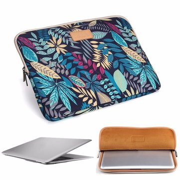 11.6 Inch Soft Canvas Bag Case Cover Sleeve Pouch for Laptop Notebook Ultrabook