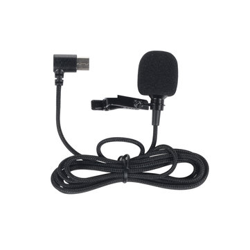 Original SJCAM SJ8 Series Accessories Type C External Microphone for SJ8 Pro/ Plus/ Air Sport Camera
