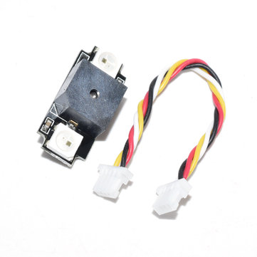 WS2812B 5V 0.8A LED Light with 80 Decibels Buzzer for RC Drone FPV Racing