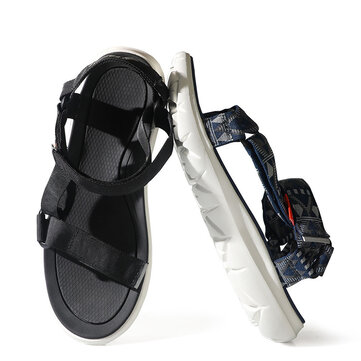 51% OFF for Xiaomi FREETIE Summer Men Multiple Adjustable EVA Sole Sandals