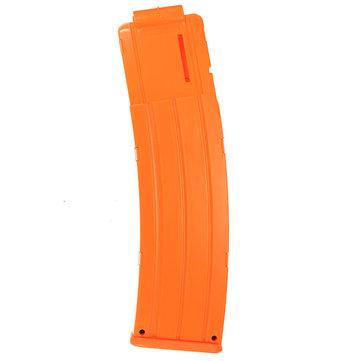 WORKER Mod 22Darts Plastic Clip Magazine For Nerf Modify Stryfe Elite Retaliator Blaster Toy Orange