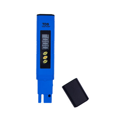 Digital TDS Automatic Water Tester Titanium Probe Aquarium Pool Water Quality Test Monitor